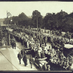 Photograph of O'Donovan Rossa's funeral procession
