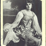 Photograph of Maud Gonne