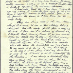 21 July 1909: Letter from Thomas Clarke to John Daly-2