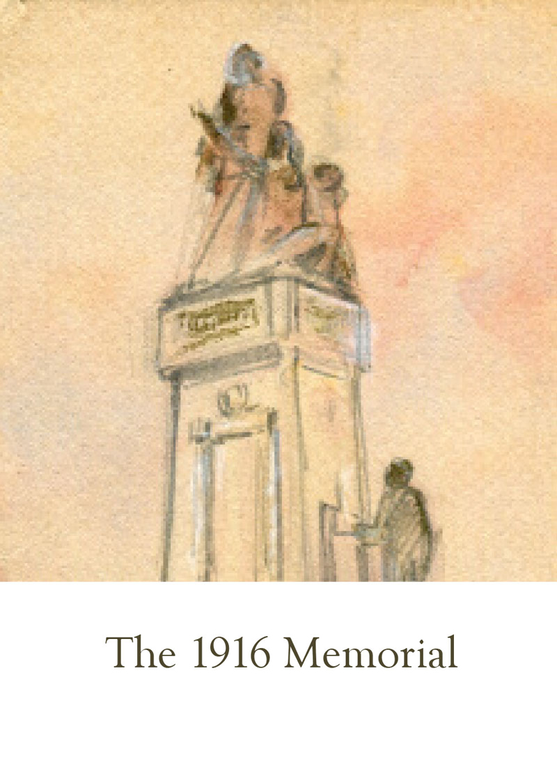 The 1916 Limerick Memorial