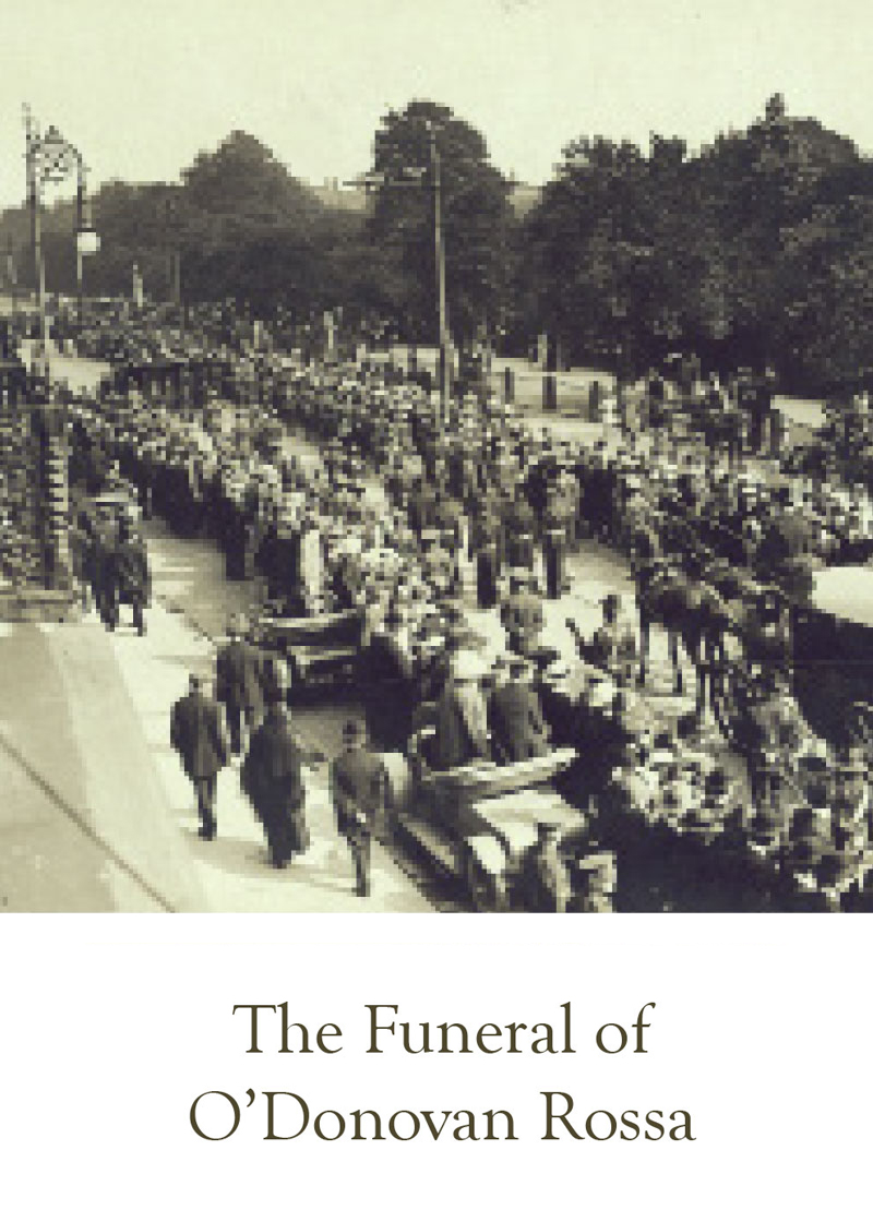 The Funeral of O'Donovan Rossa