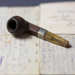 Edward Daly's pipe