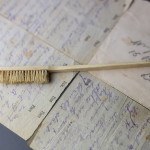 Edward Daly's toothbrush