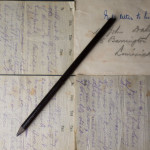 Edward Daly's pencil
